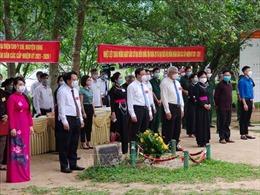 Cử tri 'thủ đô kháng chiến' xã Tân Trào, Tuyên Quang nô nức đi bầu cử