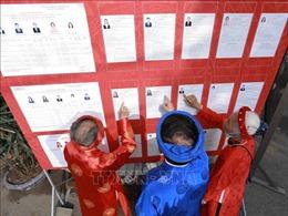 Trên 5,4 triệu cử tri Hà Nội nô nức đi bầu chọn người tài đức, xứng đáng
