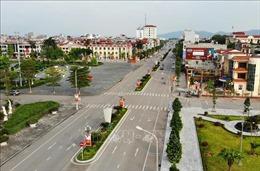 Không khí vắng vẻ bao trùm vùng 'tâm dịch' thành phố Bắc Giang