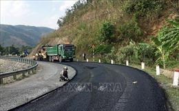 Chấn chỉnh việc sửa chữa, bảo trì các tuyến quốc lộ