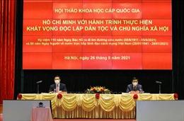 Tiếp nối hành trình vì độc lập dân tộc và chủ nghĩa xã hội của Bác Hồ