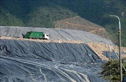Đà Nẵng: Đẩy nhanh tiến độ nâng cấp bãi rác Khánh Sơn
