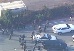 Xác định hung thủ trong vụ xả súng tại bang California, Mỹ