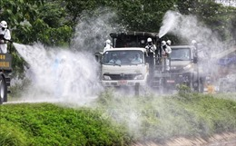 Xuất cấp hóa chất hỗ trợ tỉnh Bạc Liêu phòng, chống dịch