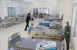 Phân tuyến điều trị, đáp ứng yêu cầu khi các ca bệnh nặng ở Bắc Giang tăng nhanh