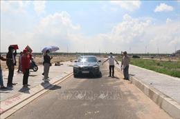 Mở rộng đường khu tái định cưLộc An - Bình Sơn phục vụ sân bay Long Thành