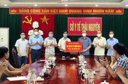 Đại học Thái Nguyên tặng 1.000 kit xét nghiệm SARS-CoV-2 cho tỉnh Thái Nguyên