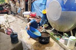 Nhiều hộ dân ở thành phố Sơn La thiếu nước sạch sinh hoạt trầm trọng