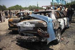 Lại xảy ra đánh bom tại Afghanistan