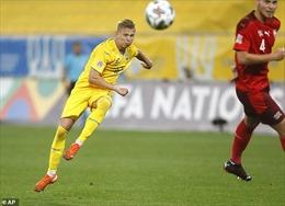 EURO 2020: Oleksandr Zincheko - 'Họng súng'mới của đội tuyển Ukraine