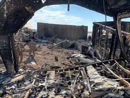 Iraq khẳng định nỗ lực ổn định tình hình khu vực