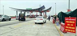 Quảng Ninh triển khai hệ thống tự động kiểm soát lái xe tải qua chốt để phòng, chống dịch COVID-19