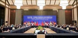 Hợp tác ASEAN - Trung Quốc: Khẳng định cam kết trong giải quyết các vấn đề cấp bách của khu vực