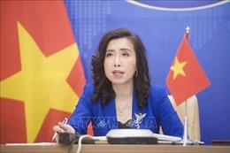 Việt Nam kiên quyết phản đối và yêu cầu Đài Loan hủy bỏ diễn tập trái phép ở đảo Ba Bình (Trường Sa)