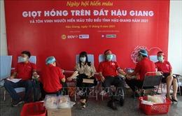 Hành trình Đỏ góp phần xây dựng thói quen hiến máu của người dân