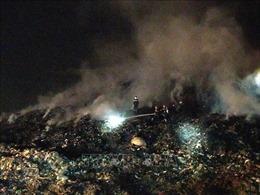 Kết luận về nguyên nhân cháy tại bãi rác Khánh Sơn, Đà Nẵng