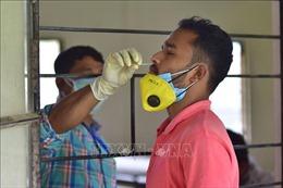 Ấn Độ ghi nhận trên 70.000 ca nhiễm ca mới - mức thấp nhất trong gần 3 tháng