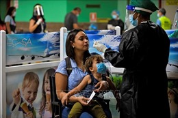 Cuba lần đầu tiên ghi nhận 1.500 ca mắc COVID-19 trong ngày