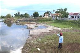 Phản hồi thông tin của TTXVN: Đầu tư xây dựng đê kè bờ sông bảo vệ làng Hà Lộc