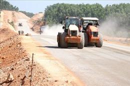 Tháo gỡ khó khăn về vật liệu san lấp xây dựng cao tốc Bắc - Nam