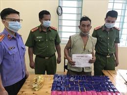 Điện Biên: Liên tiếp phá 2 chuyên án ma tuý lớn