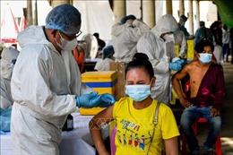Tỷ lệ tiêm phòng cao, số ca mắc giảm mạnh ở Phnom Penh, Campuchia