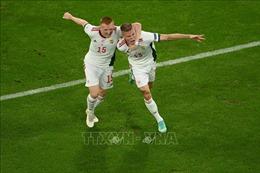 EURO 2020: Hungary ngẩng cao đầu nói lời chia tay