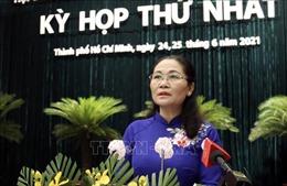 Bế mạc Kỳ họp thứ nhất Hội đồng nhân dân TP Hồ Chí Minh khóa X