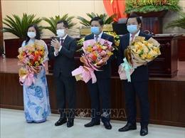 Đà Nẵng bầu các chức danh chủ chốt HĐND và UBND thành phố khóa X