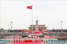 Điện chúc mừng nhân dịp 100 năm thành lập Đảng Cộng sản Trung Quốc