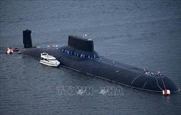 Nga: Hạm đội phương Bắc bắt đầu tập trận tàu ngầm