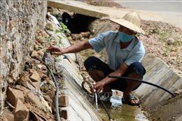 Hòa Bình: Người dân vùng cao Kim Bôi 'khát'nước sạch