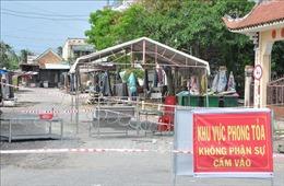 Tiền Giang thực hiện cách ly xã hội 10 huyện, thị xã, thành phố từ 0 giờ ngày 12/7