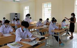 Các địa phương sẵn sàng cho kỳ thi tốt nghiệp THPT an toàn, bảo đảm phòng chống dịch