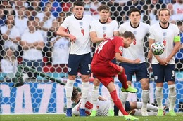 EURO 2020: Nỗi buồn của Đan Mạch sau khi dừng bước ở bán kết