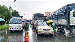 Tạo điều kiện cho phương tiện lưu thông qua Gia Lai khi đảm bảo phòng, chống dịch