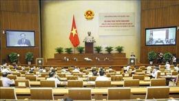 Chủ tịch Quốc hội chủ trì Hội nghị toàn quốc tổng kết công tác bầu cử