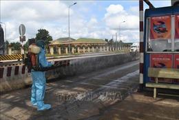 Bổ sung nhân lực, thiết bị xét nghiệm tại điểm chốt ở Đắk Nông, Lâm Đồng, Bình Thuận