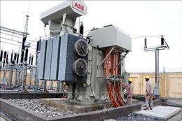 Hải Dương đóng điện máy biến áp T2 trạm biến áp 110 kV Cẩm Điền