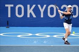 Olympic Tokyo 2020: Andy Murray không thể thực hiện giấc mơ có tấm HCV Olympic thứ ba