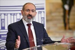 Điện chúc mừng lãnh đạo Cộng hòa Armenia