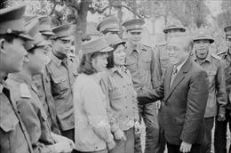 Đồng chí Lê Quang Đạo với công tác xây dựng Đảng trong quân đội