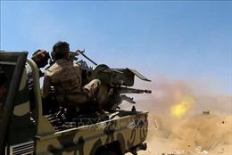 Liên quân Arab tấn công các vị trí quân sự của Houthi ở miền Nam Yemen