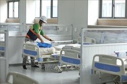 Hà Nội: Bệnh viện điều trị người bệnh COVID-19 dự kiến hoạt động từ ngày 1/9