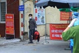 Kích hoạt khu cách ly tập trung 500 người tại quận Thanh Xuân (Hà Nội)