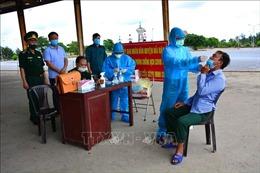 Phát hiện nhiều trường hợp dương tính chưa rõ nguồn lây ở Nam Định