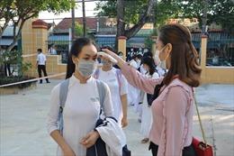 Quảng Nam triển khai phòng, chống dịch COVID-19 trong các trường học