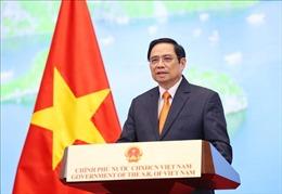 Thủ tướng nêu 5 đề xuất để đẩy mạnh hợp tác, phát triển kinh tế số