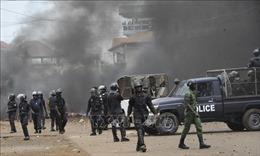 Tin thêm về vụ binh biến tại Guinea
