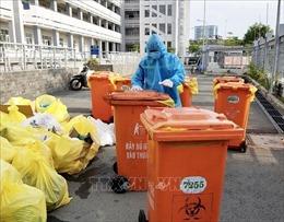 TP Hồ Chí Minh đề xuất tăng cường phương tiện vận chuyển rác y tế